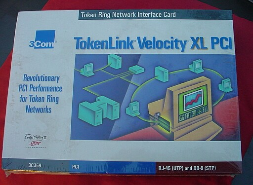 Picture of 3COM Token Link PCI