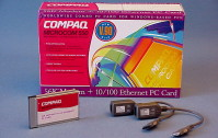 Picture of Compaq Microcom 550 56K Modem + 10/100 Ethernet PC