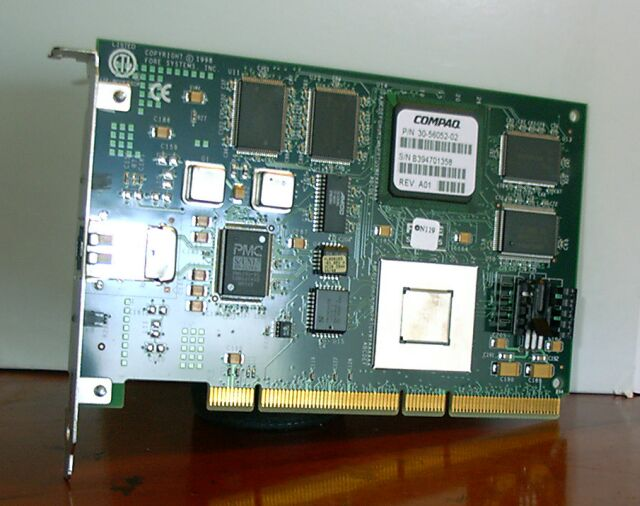 Picture of Compaq 3X-DAPBA-UA PCI TO ATM 155MBIT Adapter (voor Alpha)