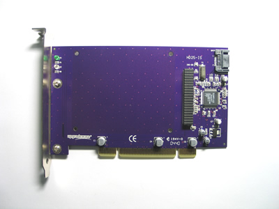 Picture of Upgradeware HD25-IS 2,5 inch IDE HD op PCI kaart-kit