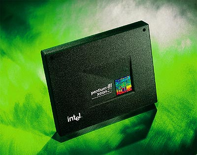 Picture of Intel Xeon Pentium II 400 MHz 1 MB Cache